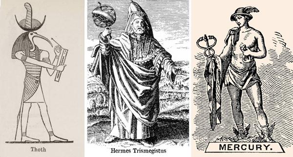 Who Was Hermes Trismegistus?