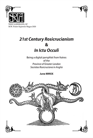 A Rosicrucian Pamphlet for the 21st Century
