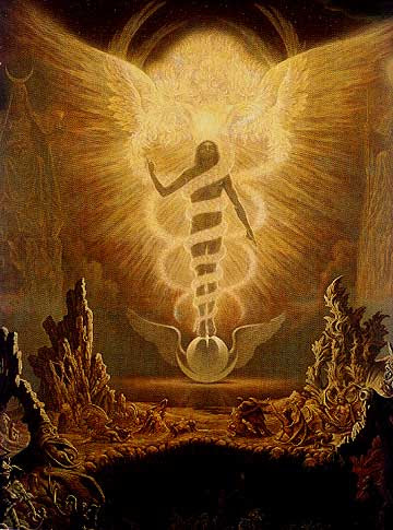 Whoever has awareness is enlightened, for awareness is light and light is awareness – The Definitions of Hermes to Asclepius